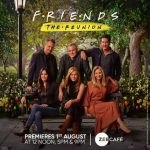 You Are Invited To The Biggest Friendship Day Party Ever As Zee Café, &flix and &PrivéHD Are Set To Premiere 'FRIENDS: The Reunion' Could it BE any more awesome?